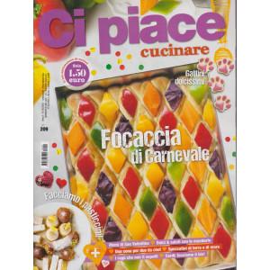 Ci Piace Cucinare ! -    n. 209 - settimanale - 9/2/2021
