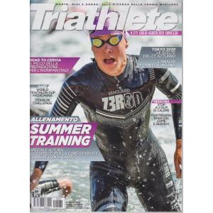 Triathlete - n. 272 - luglio - agosto 2021 - bimestrale