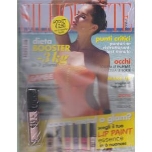 Silhouette Donna  Pocket - + il rossetto liquido  - n. 8  - agosto 2021 - mensile