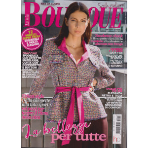 La mia boutique stile italiano - n. 10  -ottobre  2021 - mensile -
