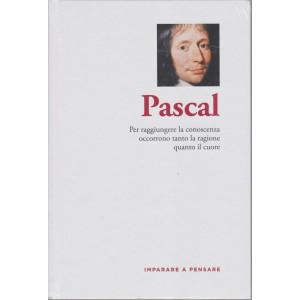 Imparare a pensare - Pascal - n. 17 - settimanale -20/5/2021 - copertina rigida
