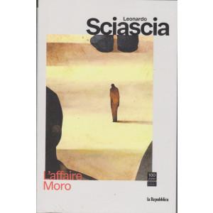 Leonardo Sciascia -L'affaire Moro - settimanale - n. 6 - 138 pagine