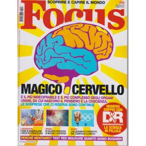 Focus - n. 346 - agosto   2021 - mensile