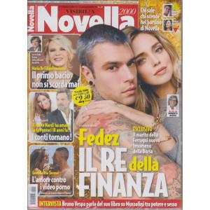 Novella 2000  - + Visto - n. 51 - settimanale - 10 dicembre 2020 - 2 riviste