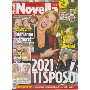 Novella 2000 - n. 2 - settimanale - 30 dicembre 2020
