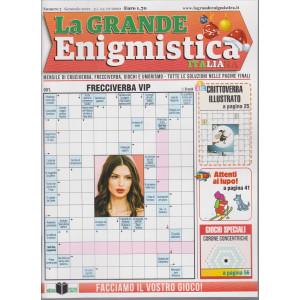 La Grande enigmistica italiana - n. 7 - gennaio 2021 - mensile