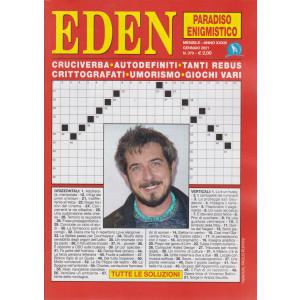 Eden - Paradiso enigmistico - n. 370 - mensile - gennaio 2021
