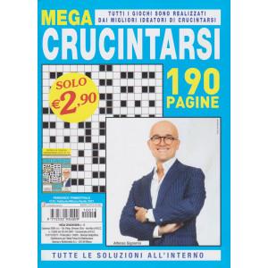 Mega Crucintarsi -  - n. 13 - trimestrale - febbraio - marzo - aprile 2021- 190 pagine