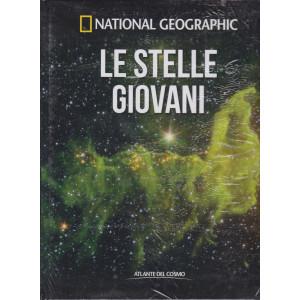 National Geographic   -Le stelle giovani -  n. 24 - settimanale-26/3/2021 - copertina rigida