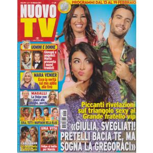 Nuovo Tv - n. 6  - 15 febbraio  2021 - settimanale