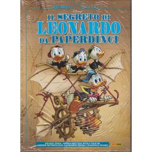 Topolino extra - Il segreto di Leonardo da Paperdinci- n. 2 - bimestrale - febbraio 2021 - copertina rigida