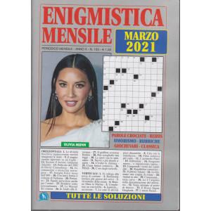 Enigmistica  Mensile - n. 103 - mensile - marzo 2021