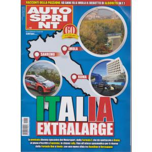 Autosprint - n. 15 - settimanale -13/19 aprile 2021