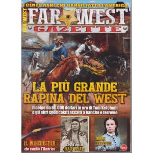 Far West Gazette - n. 22 - trimestrale - maggio - luglio  2021