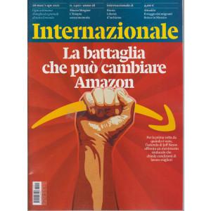 Internazionale - n. 1402 - 26 marzo/1 aprile 2021 - settimanale