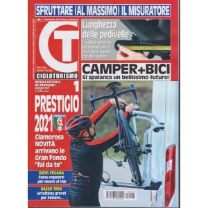 Cicloturismo - n. 1 - mensile - gennaio 2021
