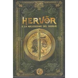 Mitologia Nordica - Hervor e la maledizione del sangue  - n. 62 - settimanale - 18/12/2020 - copertina rigida