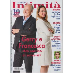 Intimita' -  n. 11- settimanale - 24  marzo  2021