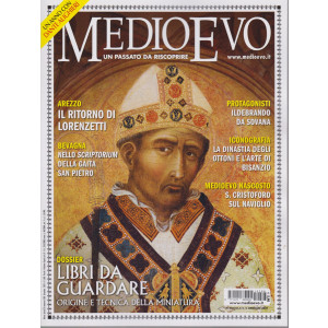 Medioevo - n. 288 -5 gennaio 2021 - mensile