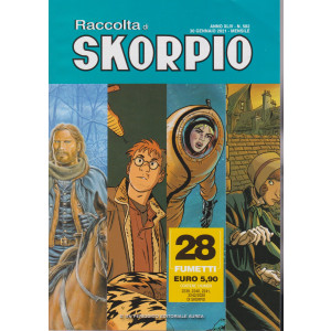 Raccolta di Skorpio - n. 582 - 30 gennaio 2021 - mensile