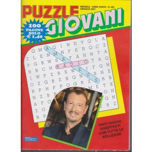 Puzzle Giovani - n. 433 - mensile - gennaio 2021 - 100 pagine