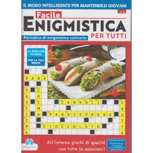 Facile Enigmistica per tutti - n. 6 - bimestrale - 29/1/2021