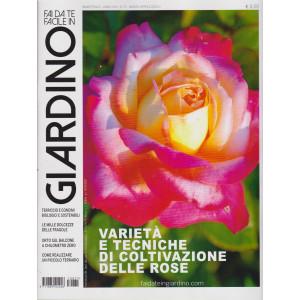 Fai da te facile in giardino - n. 71 - bimestrale - marzo - aprile 2021