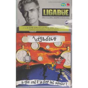 Cd Sorrisi Collezione 2 - n. 17 - Ligabue  -4° cd - A che ora è la fine del mondo? -    20/4/2021 - settimanale - formato maxi digipack + libretto inedito