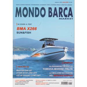 Mondo Barca Market - n. 255 - mensile - aprile  2021