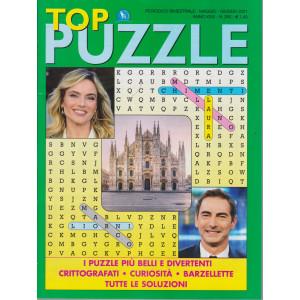 Top Puzzle - n. 260- bimestrale -maggio - giugno   2021
