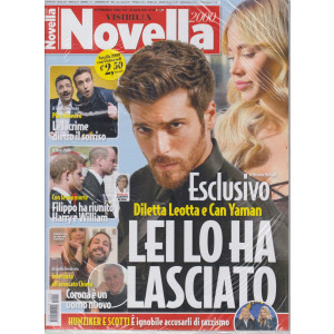 Novella 2000  - + Visto - n. 18 - settimanale -22 aprile 2021 - 2 riviste