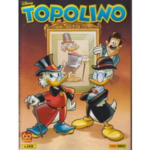 Topolino - n. 3439- settimanale -20 ottobre 2021