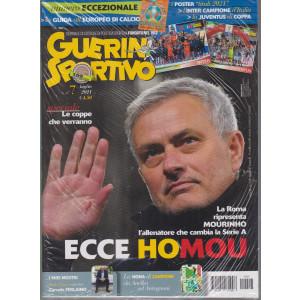 Guerin Sportivo - + Guerin Sportivo extra - n. 7 - luglio  2021 - mensile - 2 riviste