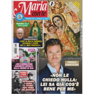 Maria con te - n. 15 - settimanale -11 aprile  2021