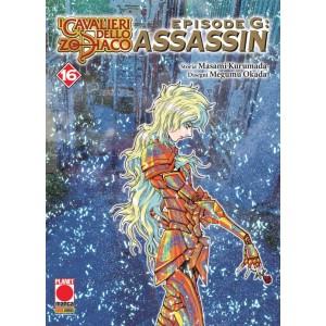 Cavalieri Zod. Ep. G Assassin - N° 16 - Cavalieri Dello Zodiaco Episodio G: Assassin - Planet Manga Presenta Planet Manga