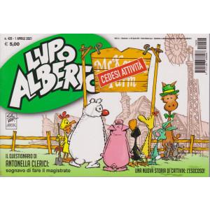 Lupo Alberto - n. 426 - 1 aprile  2021 - mensile