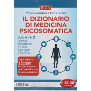 Riza Scienze - n. 377 -Il dizionario di medicina psicosomatica  - marzo - aprile 2021