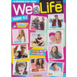 Web Life magazine - n. 81 - bimestrale - 20 settembre 2021