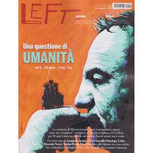 Left - n. 40    -8 ottobre - 14 ottobre 2021 - settimanale