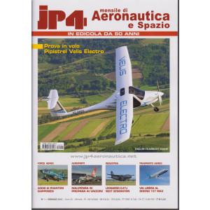 Jp4 - Mensile di Aeronautica e Spazio - n. 1 - gennaio 2021