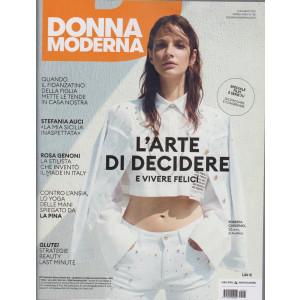 Donna moderna - n. 125 - 2 giugno 2021- settimanale