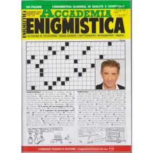 Accademia Enigmistica - n.20 - dicembre 2020 - gennaio 2021 -  - bimestrale - 100 pagine