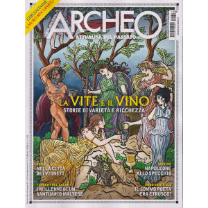Archeo - n. 439- mensile - 7 settembre   2021
