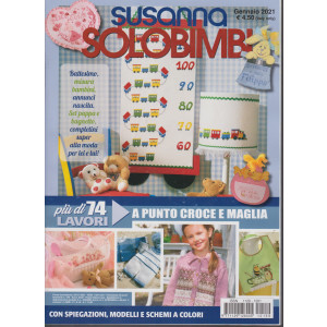 Susanna - Solobimbi - n. 159 - trimestrale - gennaio 2021