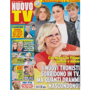 Nuovo Tv - n. 9  - 8 marzo  2021 - settimanale