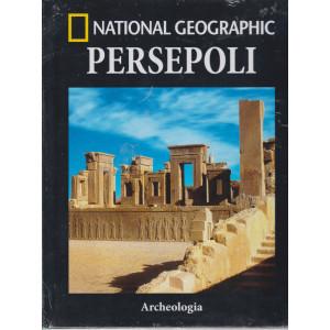 National Geographic - Persepoli - Archeologia - n. 9 - settimanale - 26/3/2021 - copertina rigida
