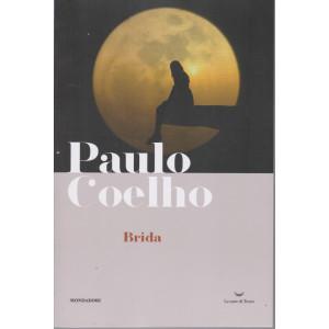 I Libri di Sorrisi 2 - n. 17  - Paulo Coelho -Brida-  16/3/2021- settimanale  - 280  pagine - copertina flessibile