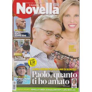 Novella 2000 - n. 25 - settimanale -9 giugno 2021