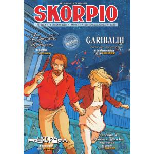 Skorpio - n. 2258 - 11 giugno 2020 - settimanale di fumetti