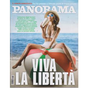 Panorama -  n. 30- settimanale - 21 luglio 2021